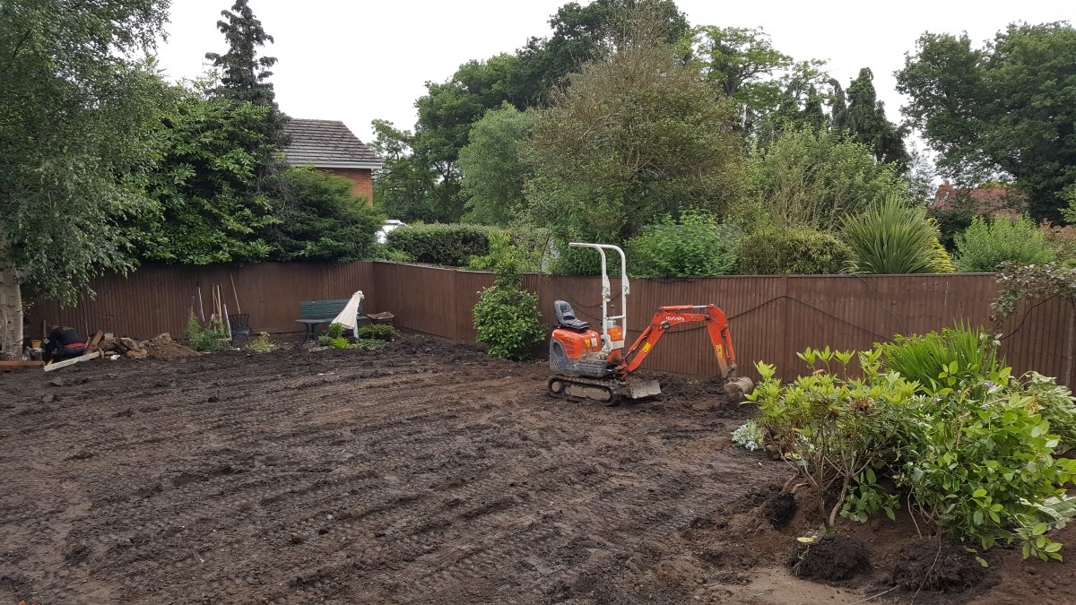 garden maintenance and landscape services