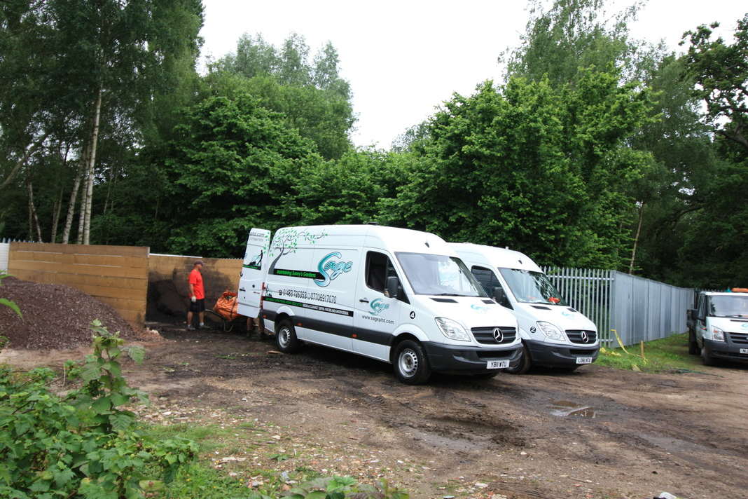 Sage Pltd Garden Landscape Maintenance Services, Surrey, Chobham, Weybridge, Guildford